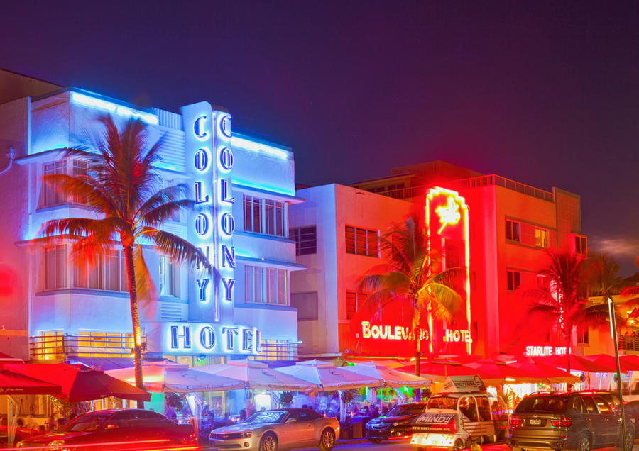 street of miami hotels