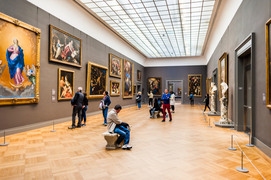 Metropolitan Museum of Art pay what you can for tickets- visiting new york on a budget