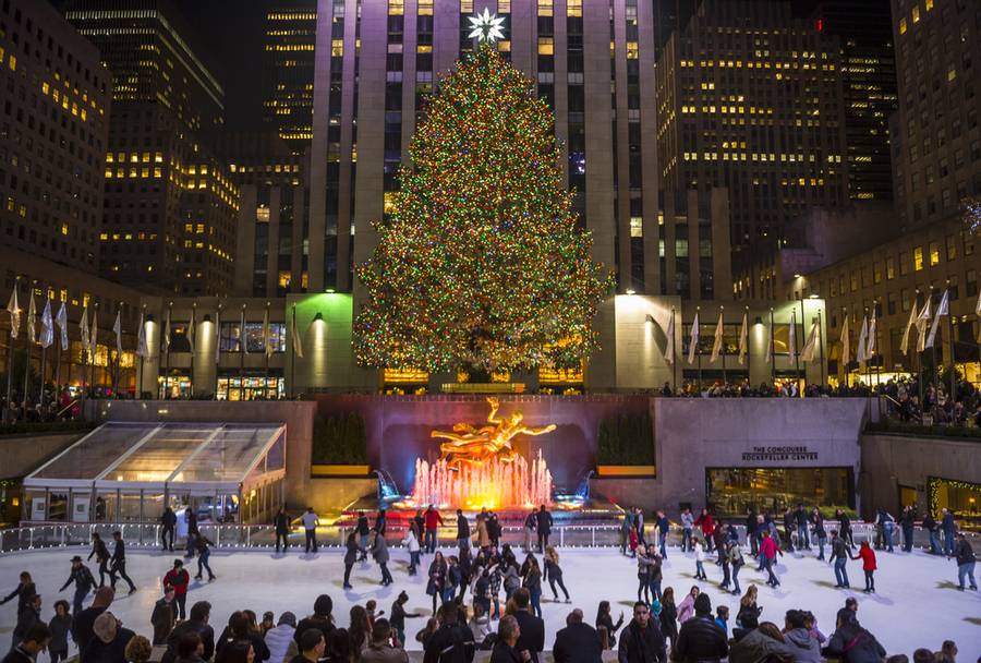 ice skating in new york things to do on a budget