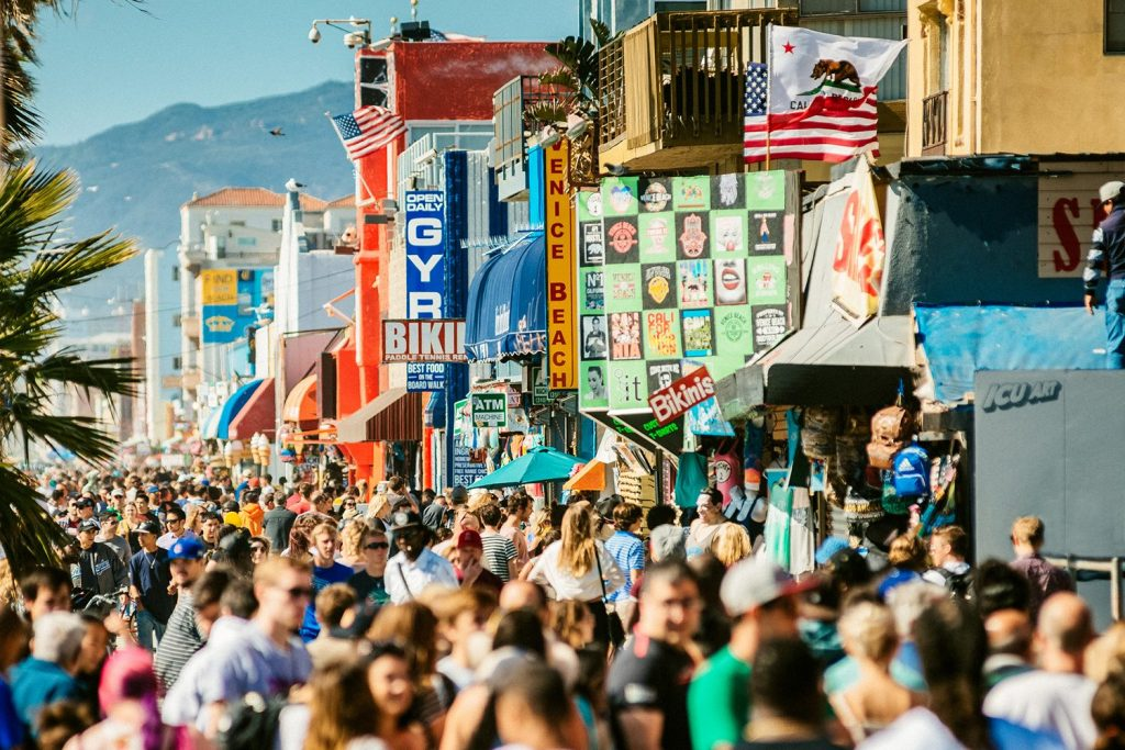 Santa Monica soulstice festival los angeles california fairs in the summer