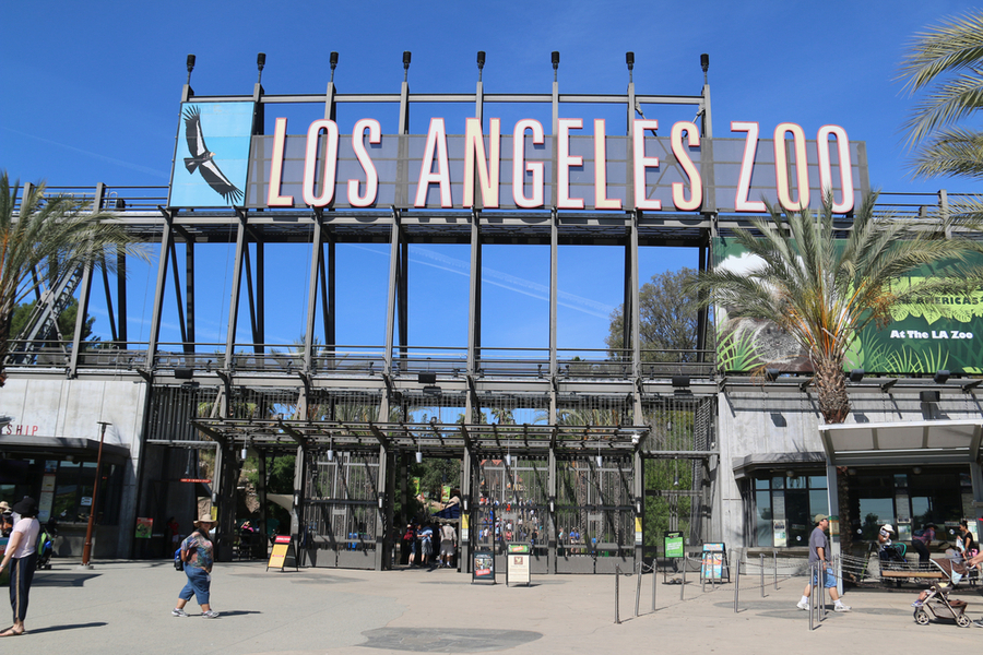 The Los Angeles Zoo and Botanical Gardens